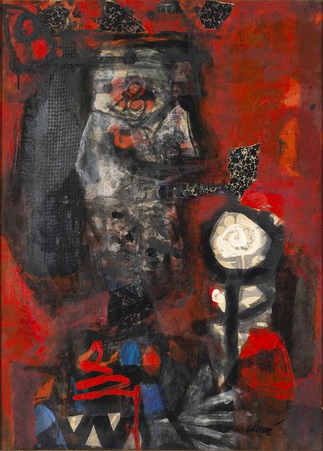 , 'Roi,' 1957, Marlborough Madrid & Barcelona