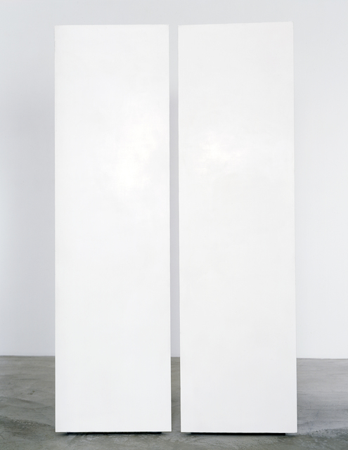 , 'Two Triangular Columns,' 1965, Almine Rech