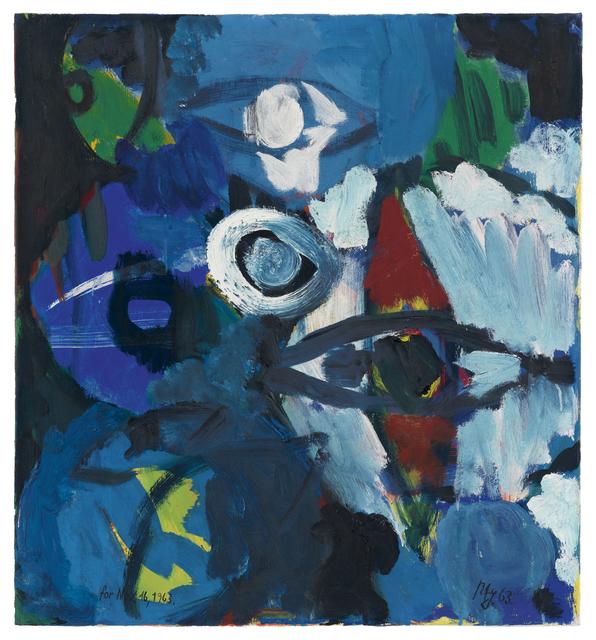 , 'Morningstar,' 1963, Ludorff
