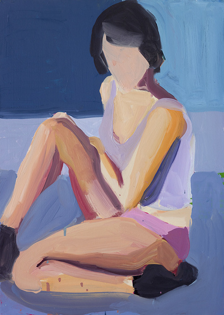 , 'One Leg Up,' 2013, Madison Gallery