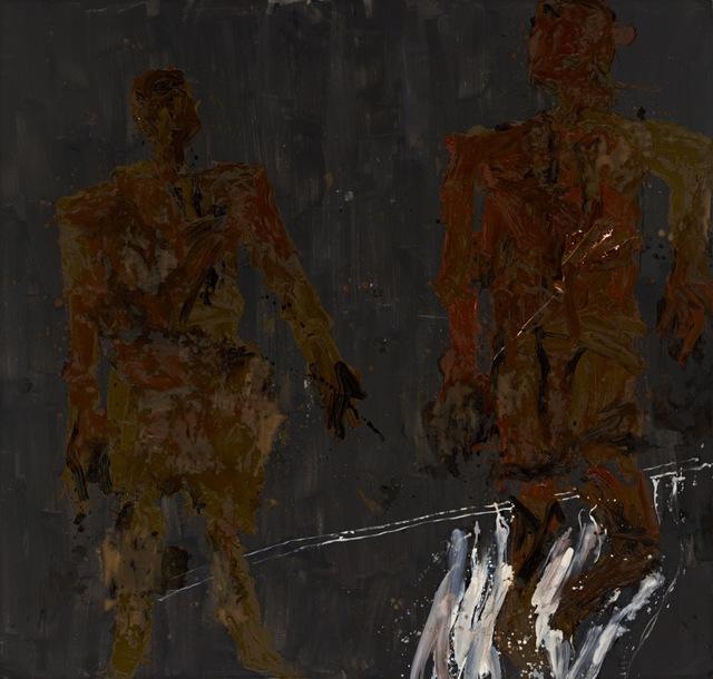 , 'Das schwarzbraune Lied,' 2016, Galerie Thaddaeus Ropac