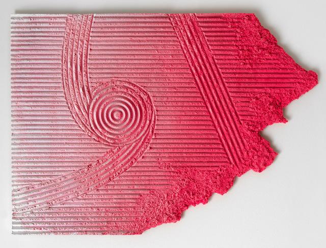 , 'Katsura - Pink Sand Painting Horizontal (example image),' 2018, Galerie Ron Mandos