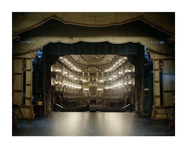 , 'Markgräfliches Opernhaus, Bayreuth, Germany,' 1997, Galerie XII