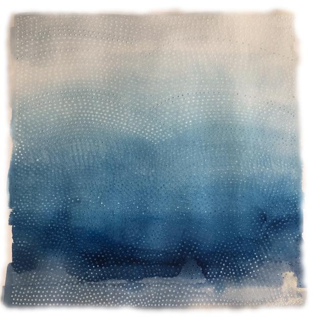 Katie Heffelfinger, 'Color Study in Sky Blue (unframed)', 2017, MiXX projects + atelier
