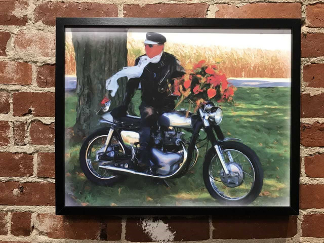 , 'Nicky Bazooka,' 2017, Mason-Nordgauer Fine Arts Gallery