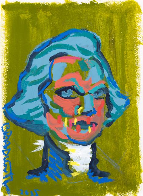, 'George Washington (I Took My Land),' 2015, ACA Galleries