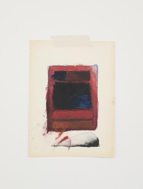 , 'Homenagem - Teste de cores imaginário (M. Rothko),' 2017, Galeria Leme
