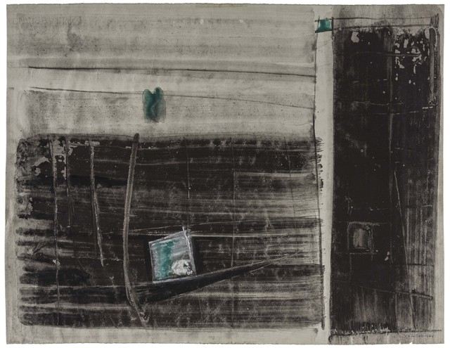 Bice Lazzari, 'Untitled', 1964, Drawing, Collage or other Work on Paper, Mixed media on Fabriano paper, ArtRite