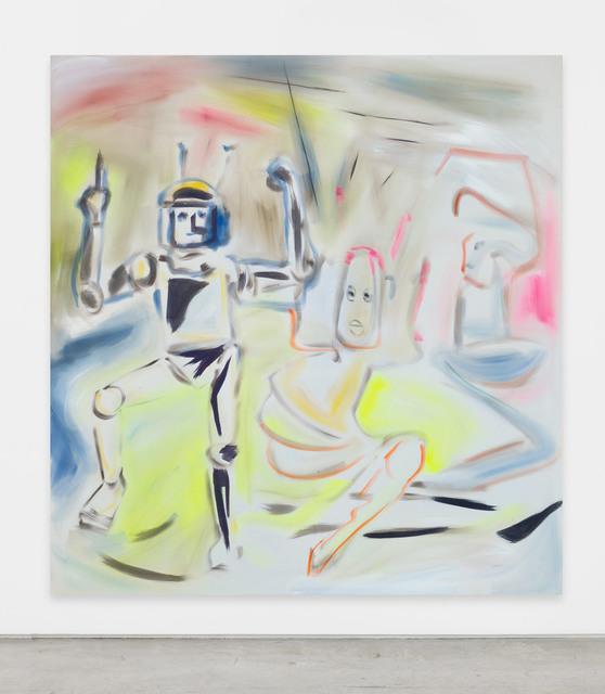 Sophie von Hellermann, 'Future Disco', 2018, Magenta Plains