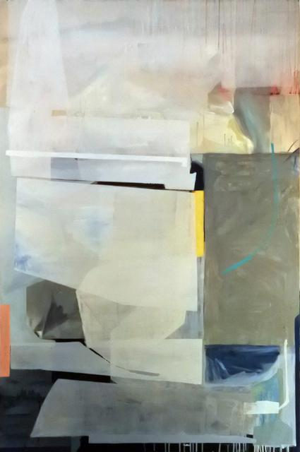 , 'Os nus apontando para o lugar onde há tempo para tudo.,' 2016, Roberto Alban Galeria de Arte