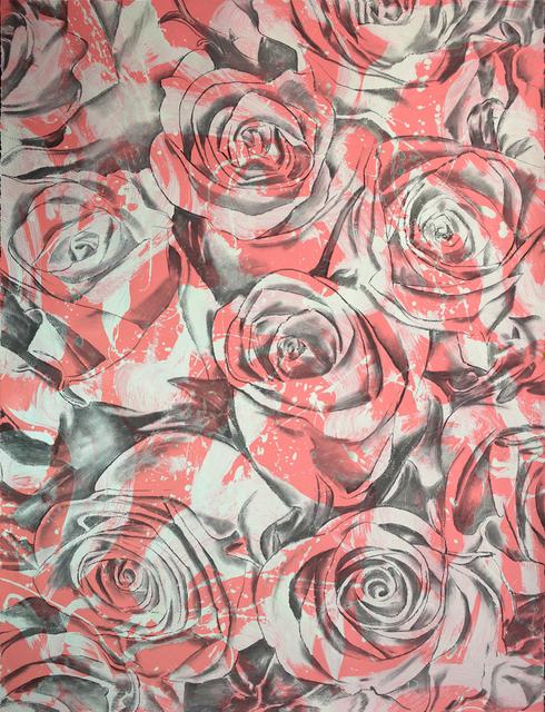 , 'Everlasting Bloom (Shell Pink),' 2017, Brintz Gallery