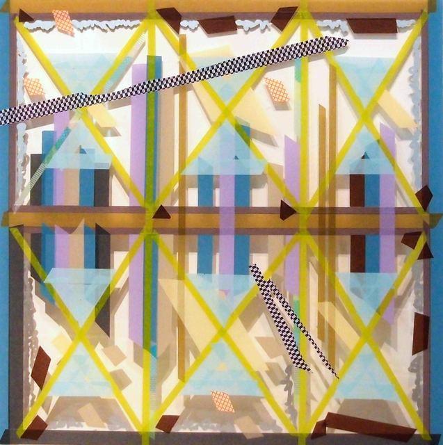 , 'Jixiang Village - Trek (Right Window),' 2016, Powen Gallery