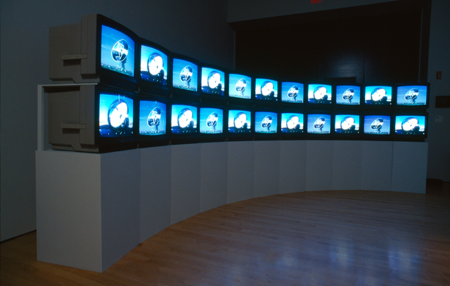 Steina Vasulka, 'The West', 1983, San Francisco Museum of Modern Art (SFMOMA)
