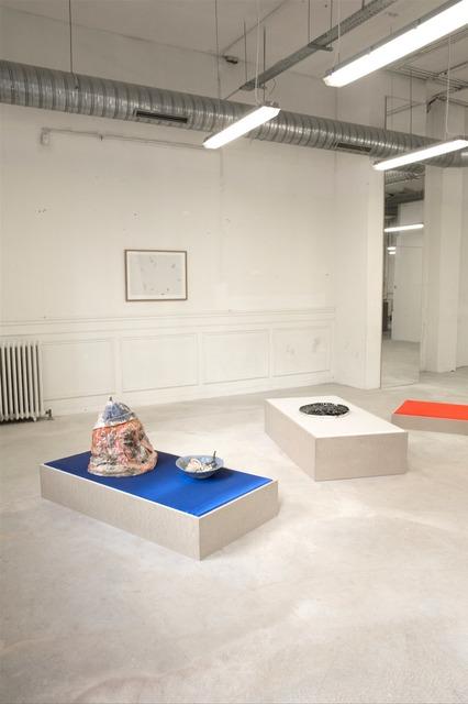 Paule Kneale & Raphael Hefti, 'Pleasure Principles', 2014, Fondation d'Entreprise Galeries Lafayette
