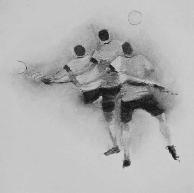 , 'A punto de (4) ,' 2018, Galeria Otros 360º