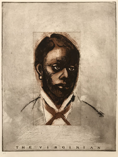 David Freed, 'The Virginian', 1991, Reynolds Gallery