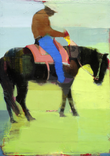 , 'A Ride,' 2016, Sue Greenwood Fine Art