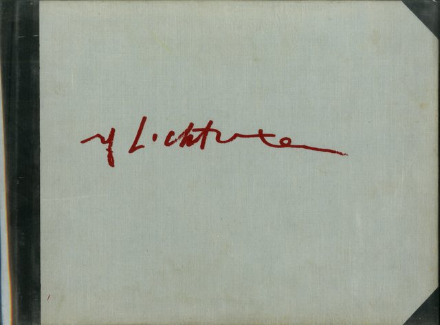 , 'Limited Edition Hardback Book of Landscape Sketches 1984-1985 ,' 1986, Alpha 137 Gallery