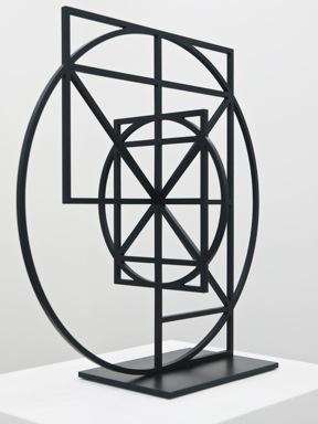 Knut Henrik Henriksen, 'Herr Porstmann (#12)', 2011, Sculpture, Steel, laquer, Sommer & Kohl