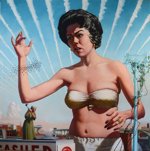 , 'Invasion,' 2005-2020, Gallery Poulsen