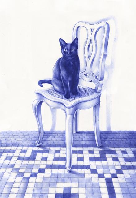 Nuria Riaza, 'El gato', 2018, Pepita Lumier