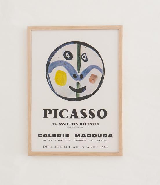 , '204 assiettes récentes - Galerie Madoura,' 1963, BASTIAN