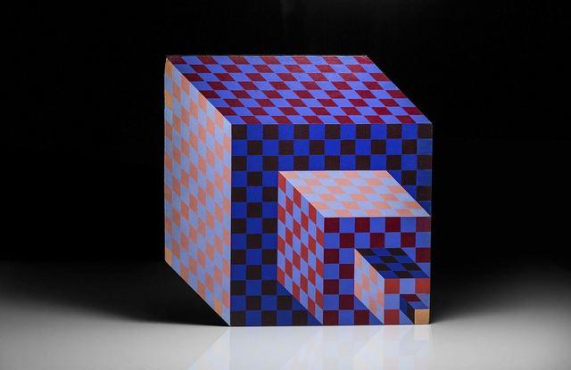 Victor Vasarely, 'Felhoe', 1989, Modern Artifact