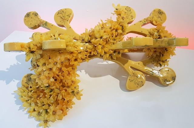 Rain Harris, 'Splice (with flowers)', 2009, Cerbera Gallery