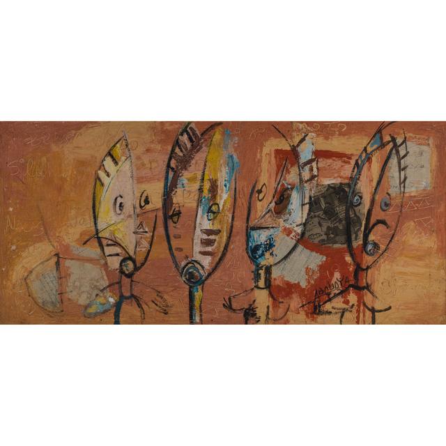Aboudia, 'Untitled', 2007, PIASA