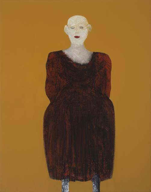 , 'Alma,' 2018, Patricia Rovzar Gallery