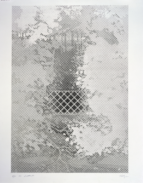 , 'Lattice,' 1973, Bernard Jacobson Gallery
