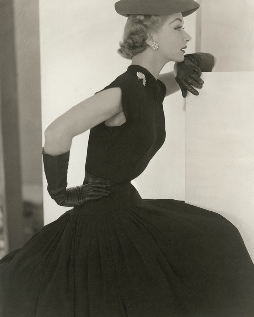 Horst P. Horst, 'Lisa Hat and Gloves', 1951, Photography, Palladium platinum print, Vogue Archives