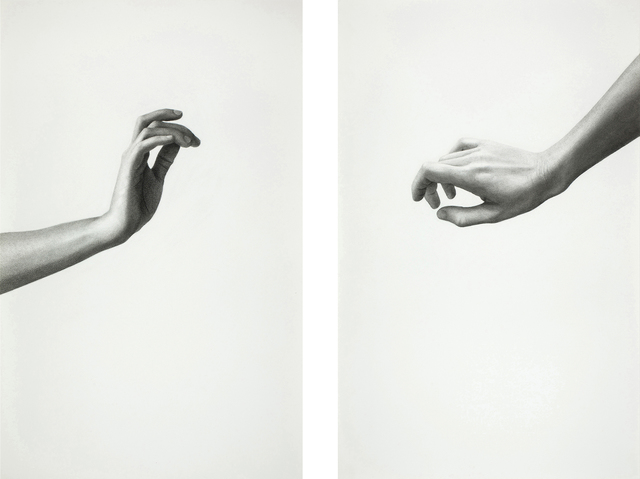 , 'I and II (Diptych) ,' 2012, Stanek Gallery