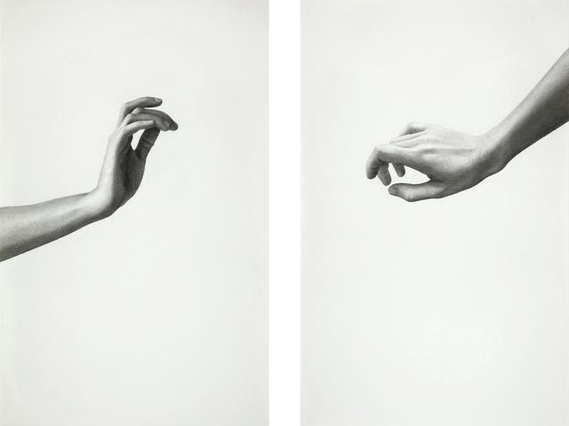 elena peteva, 'I and II (Diptych) ', 2012, Stanek Gallery