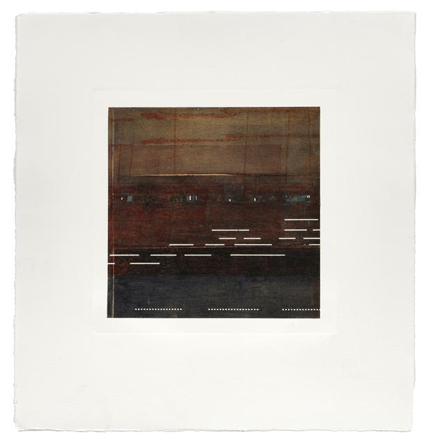 Catherine Farish, 'Notation / Night Landscape', 2013, Atelier-Galerie A.Piroir