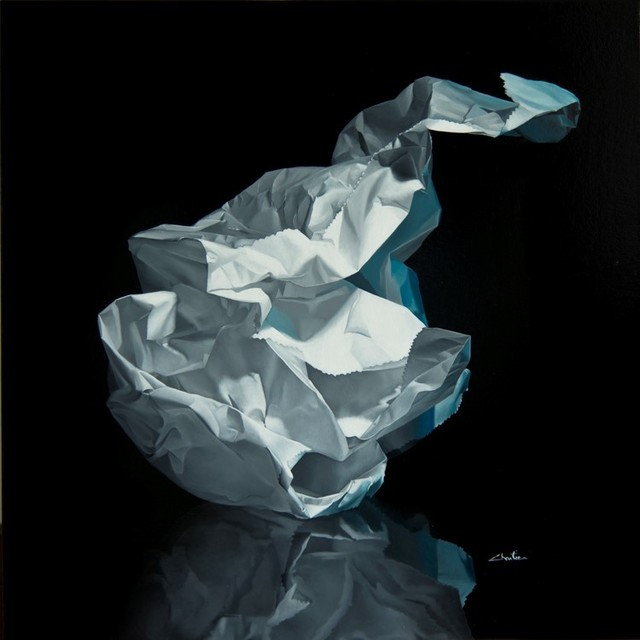 Francois Chartier, 'Iceberg XIII', Painting, Oil on canvas, Plus One Gallery