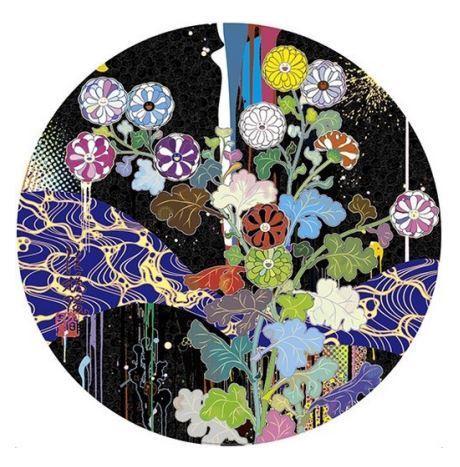 Takashi Murakami, 'KORIN: STELLAR RIVER IN THE HEAVENS', 2015, Marcel Katz Art