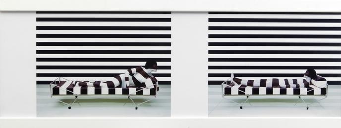 Manipolazione mediatica/intervento sulla raccolta 2006 di Parallelo42 contemporary art