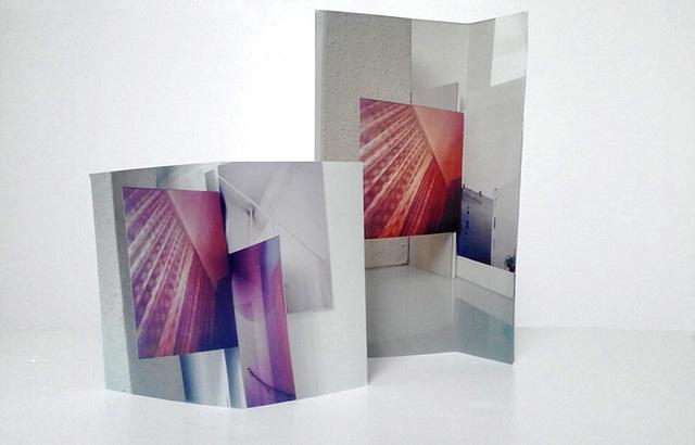 , 'Folding Model,' 2016, FELDBUSCHWIESNERRUDOLPH