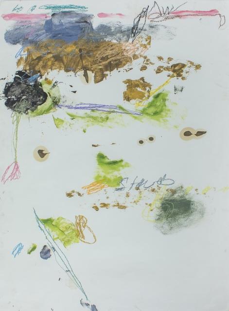 Kikuo Saito, 'Drawing #292', 1994, Loretta Howard Gallery