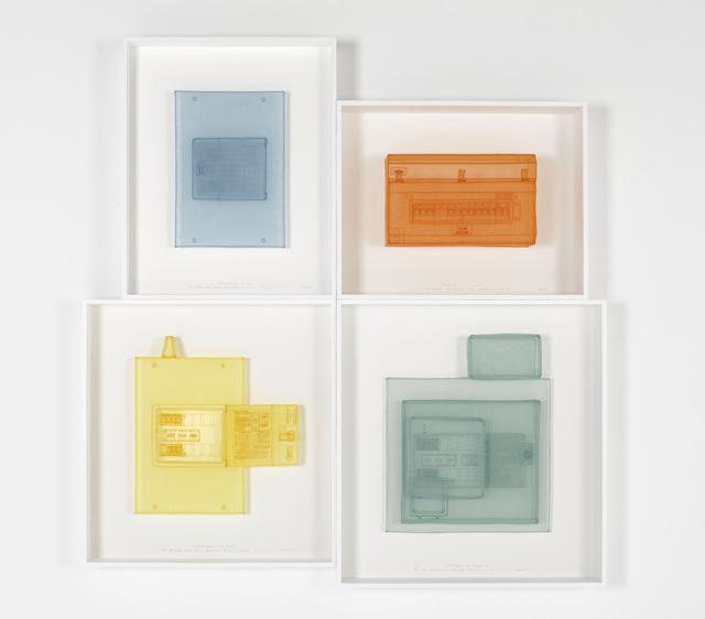 Do Ho Suh   Fuse Boxes, London Studio, New York Home