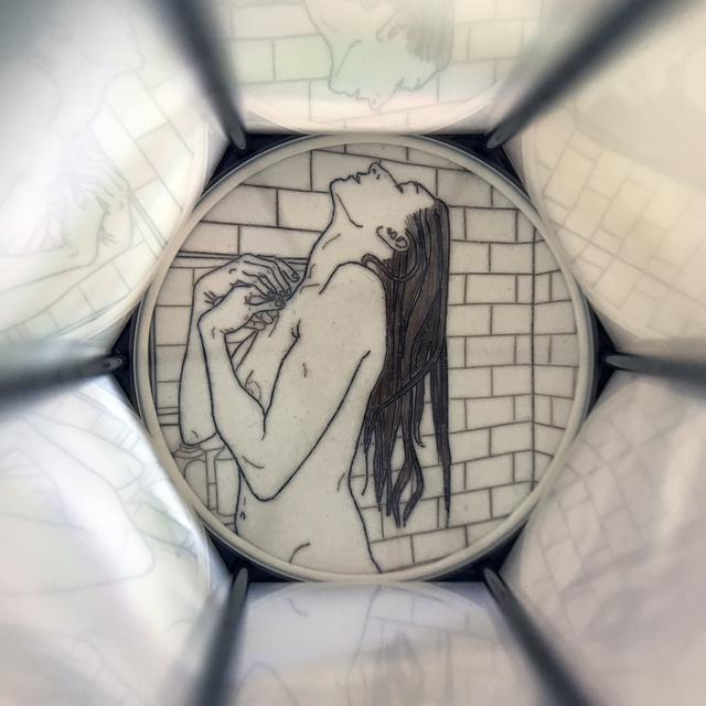 Melanie Bilenker, 'Viewfinder: Rinsing', 2017, Sienna Patti Contemporary