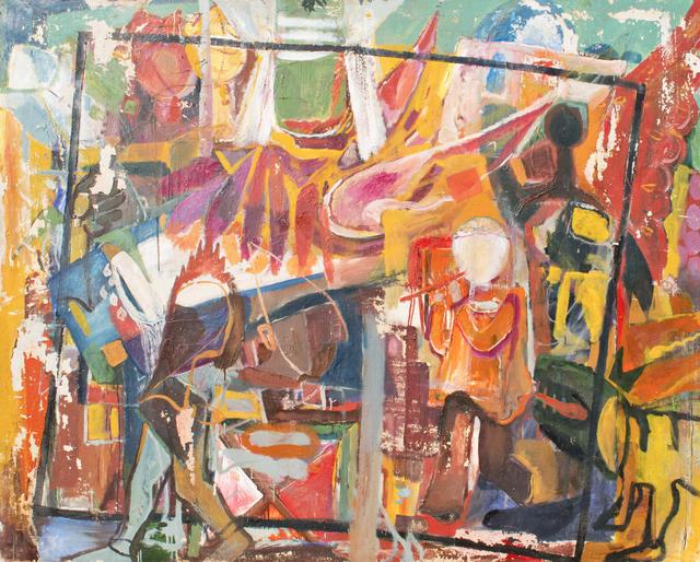 , 'The Flute Player,' 1994, Janet Rady Fine Art
