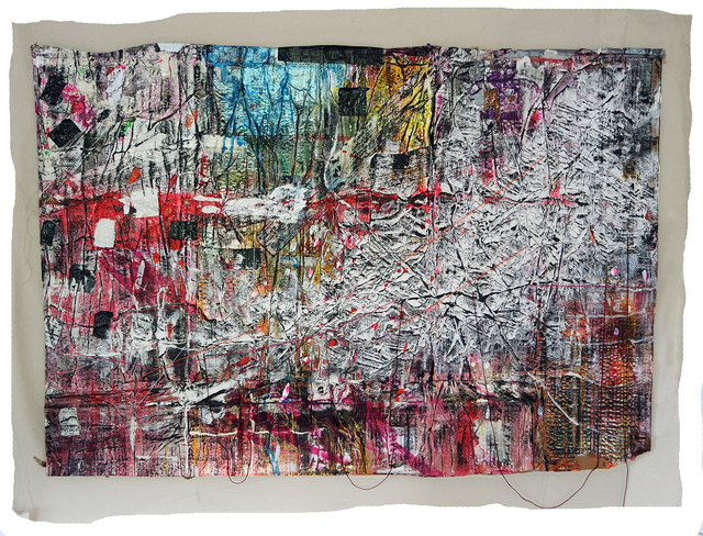 , 'Cut Up No. 5,' 2014-2015, ANNO DOMINI