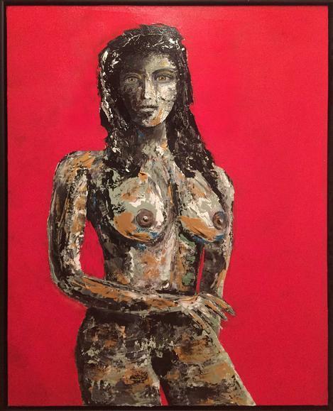 , 'Jenna,' 2017, Gallery Pegasus