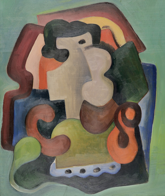 Louis K. Stone, 'Untitled Abstraction', ca. 1938, Caldwell Gallery Hudson