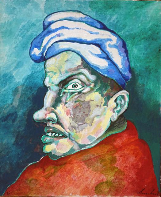 Lucebert, 'El Guru gordo', 1976, DIE GALERIE