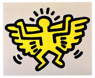 Icons (C) - Winged Angel