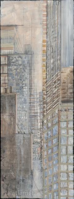 , 'Naked City,' , GF Contemporary