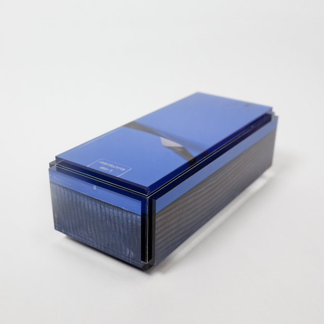 , 'Blue Eraser ,' 2017, Momentum Fine Art